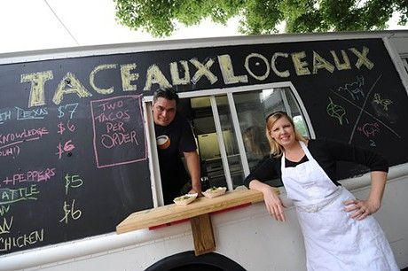 Alex And Maribeth Del Castillo Serve Creative Tacos From Their