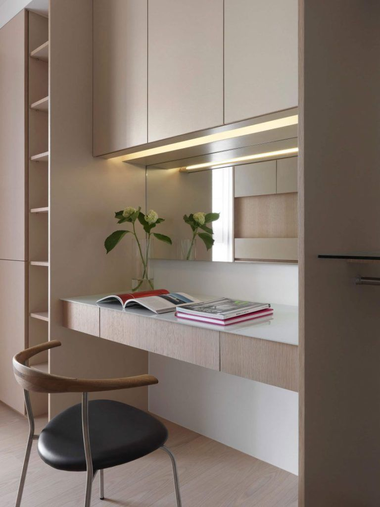 Hdb Study Room Design Ideas: Light And Shadows Apartment By C.H. Interior