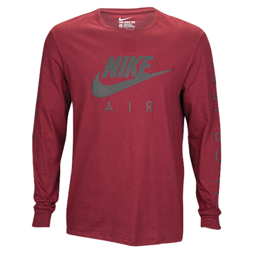 584c6d4708d4 Nike Graphic Long Sleeve T-Shirt - Men s at Champs Sports ...