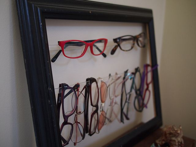 Fun Storage For Eye Glasses!