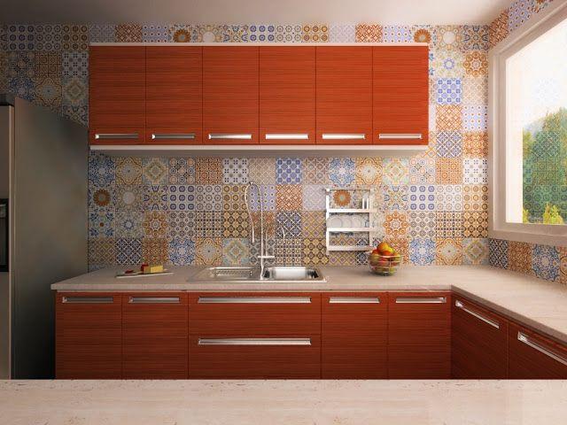 Materiales para la pared de la cocina interceramic63 - Materiales de cocinas ...