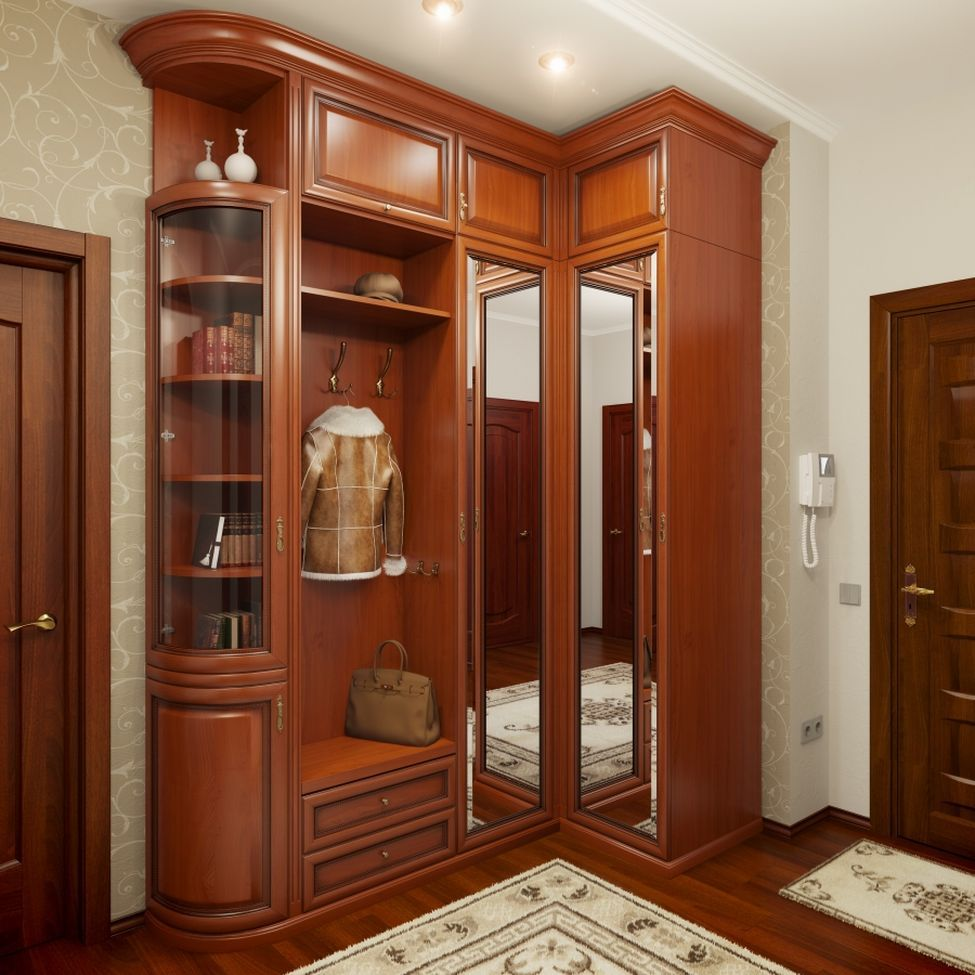 13 Absolutely Great Contemporary Wardrobes | Home office ...