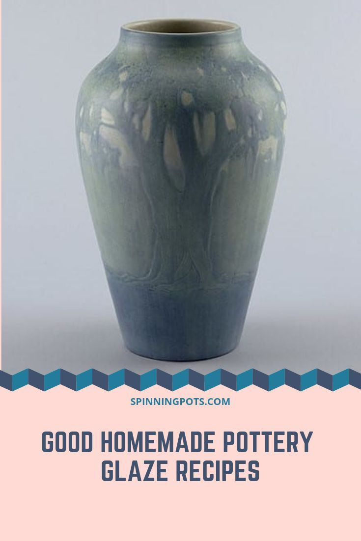Some people don't want to look for recipes, but instead, want to make their own. That's why we are providing the best homemade pottery glaze recipes that your child will enjoy using and some other key factors involved in the process of this. #pottery #clay #clayart #potterystudio #potterybarn #potteryglazes