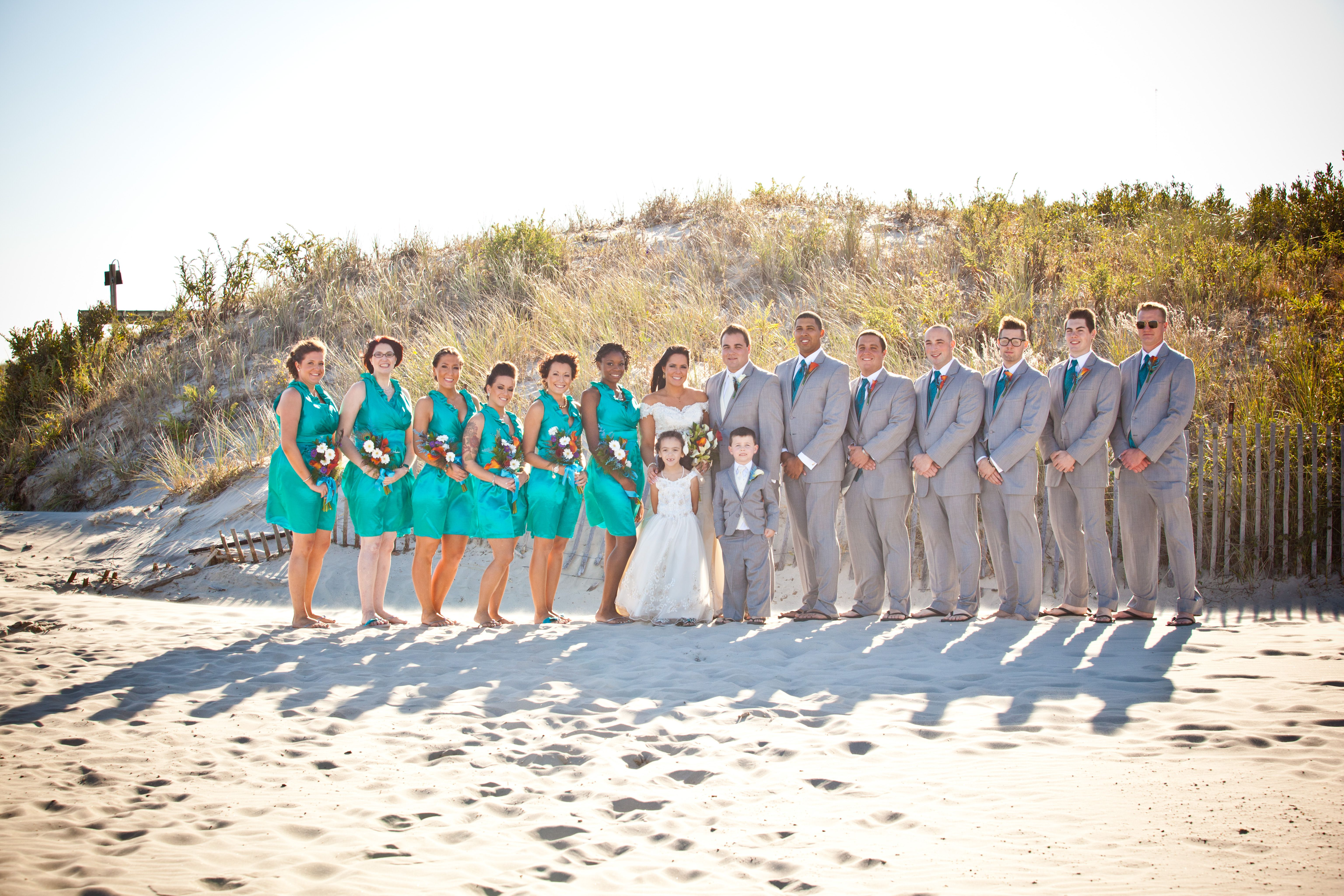 Find The Perfect Setting For Your Wedding: Our Private Beach Is The Perfect Setting For Your Wedding