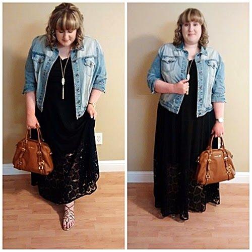 Beautiful Dreamer Date Night Plus Size Ootd Maxi Dress Ootd