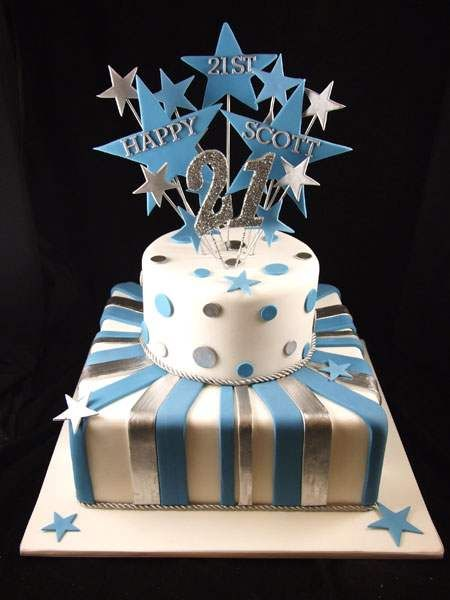 21st Birthday Cake Ideas For Him : birthday, ideas, Birthday, Cakes, Improvement, Gallery, Cakes,, Cake,, Designs