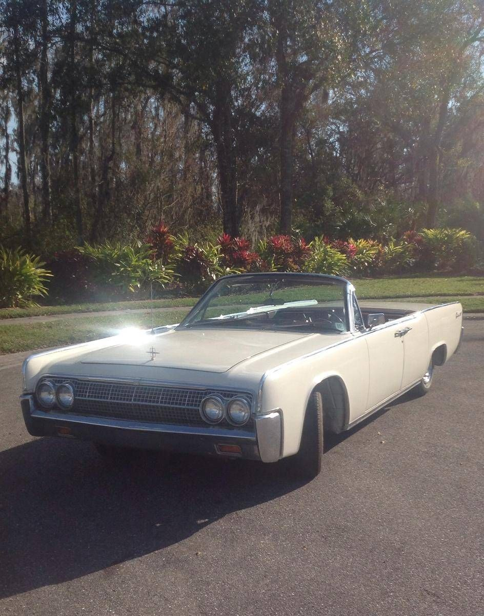 1963 Lincoln Continental Convertible Pinterest Top Wiring Diagram