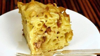 Culinary SOS: Palazzio's macaroni and cheese #SantaBarbara
