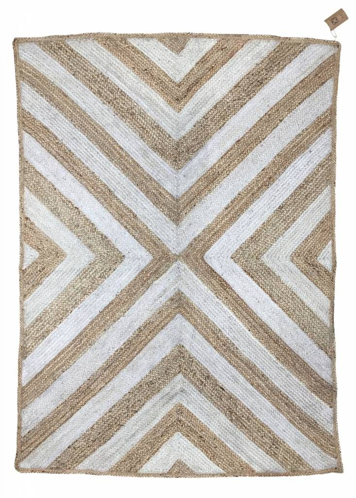 Aai Made With Love Tapis Indochine Mornings Chanvre Naturel