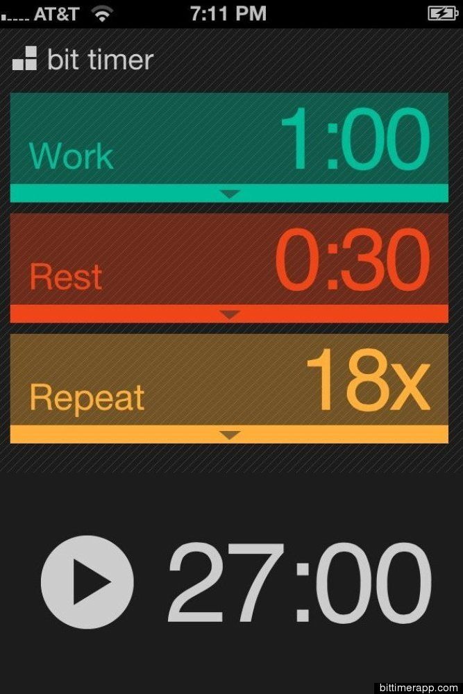 Interval Training Apps