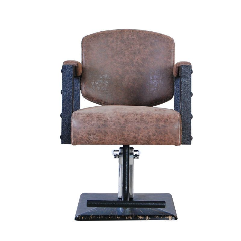 Wholesale Salon Hair Styling Chairs With Footrest Barber Equipment Beauty Salon Equipment Salon Styling Chairs Chair Style