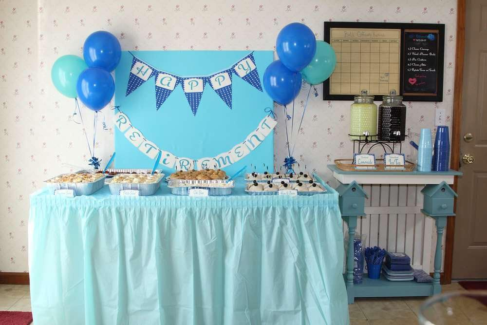 Beach Themed Retirement Party Ideas With Images Retirement