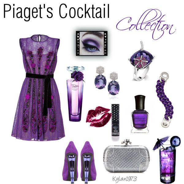 """""""Piaget's Cocktail Collection"""" by kylan1973 on Polyvore"""