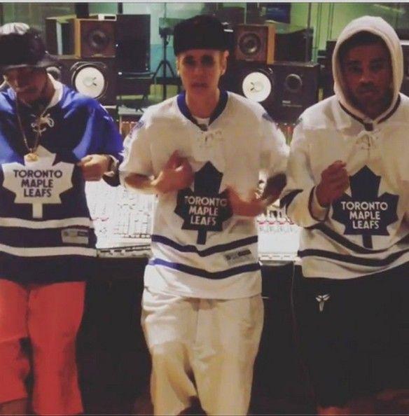 promo code db6c9 e722b Justin Bieber Photos Photos: Celeb Social Media Pics ...