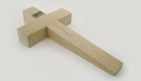 Cross Doorstop | DOORSTOPS | Pinterest | Creative