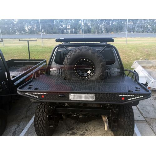 Custom Ute Trays Custom Ute Trays Ute Trays Wheel Carrier