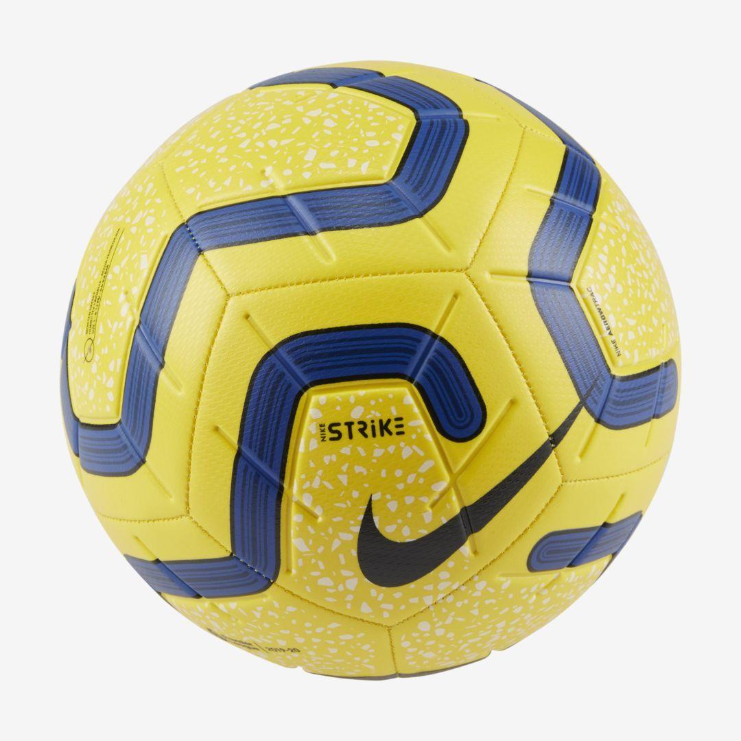 Premier League Strike Soccer Ball Nike Com Soccer Ball Premier League Football Soccer
