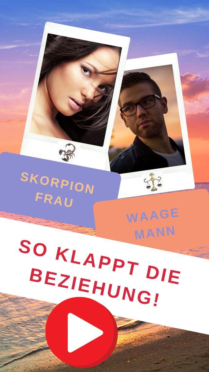 Waage Mann & Skorpion Frau - Liebe?   Waage, Sternzeichen