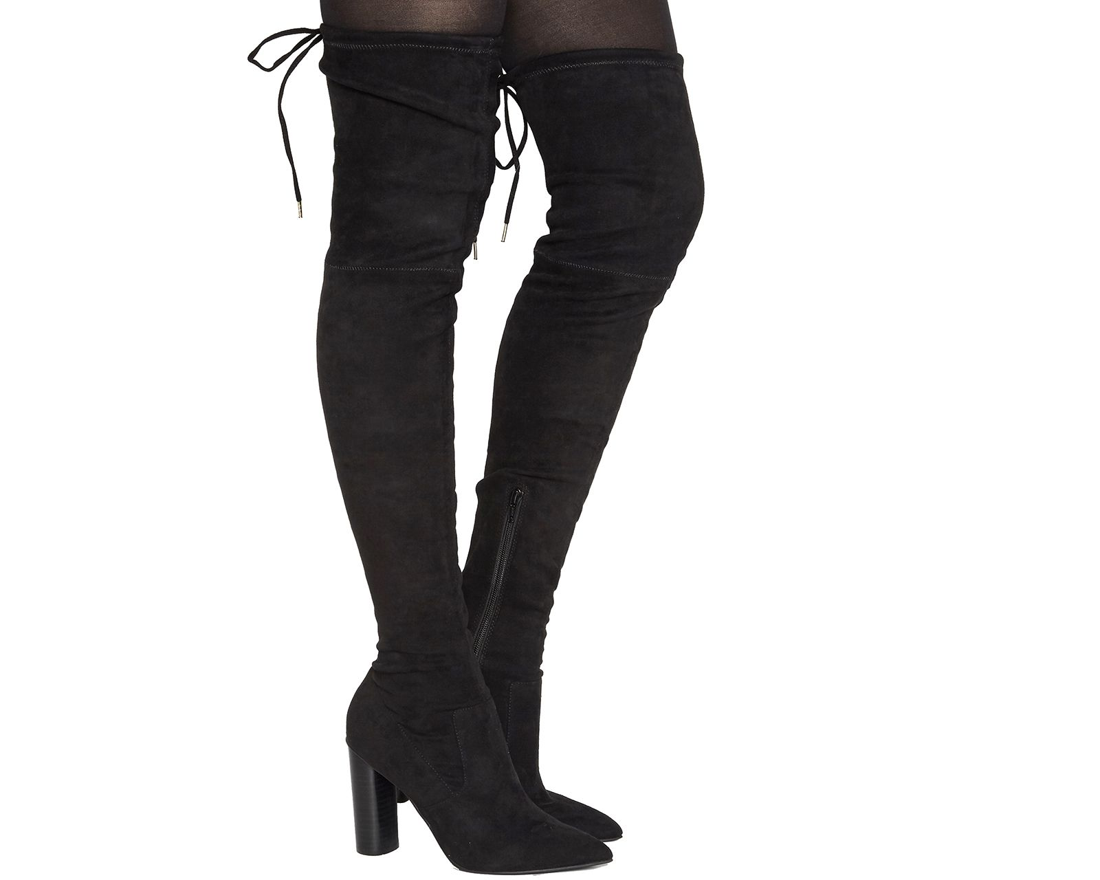 office the shop. Office Kandy Shop Over The Knee Boots Black