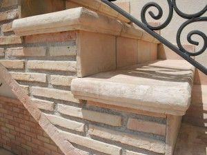 Escaleras de ladrillo pelda os para escaleras de - Escaleras de ladrillo ...