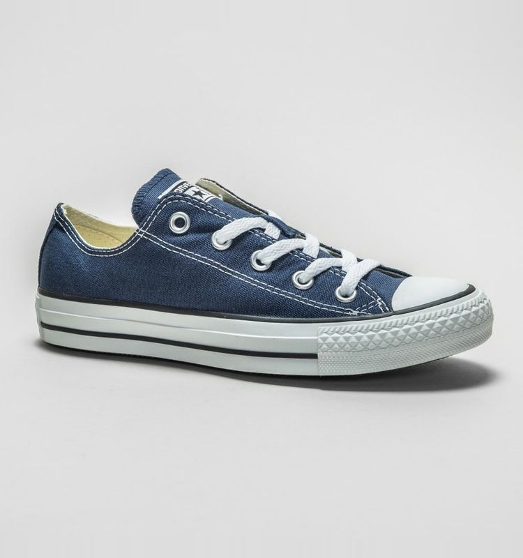 5010922012b Converse All Star Ox (Low) Navy trainers