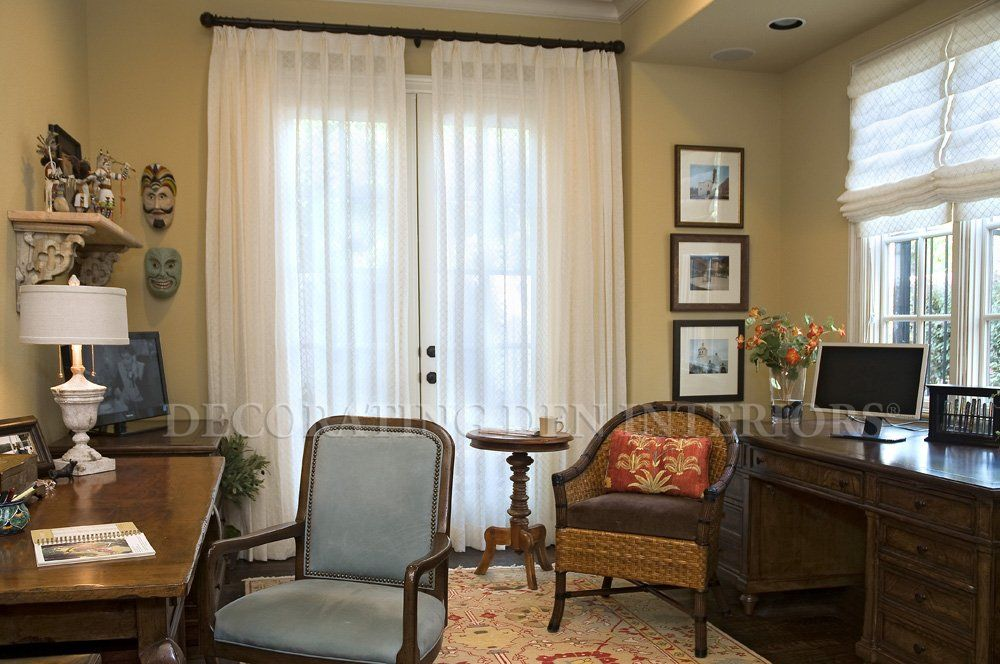 Office designs by Decorating Den Interiors. Want this look ...