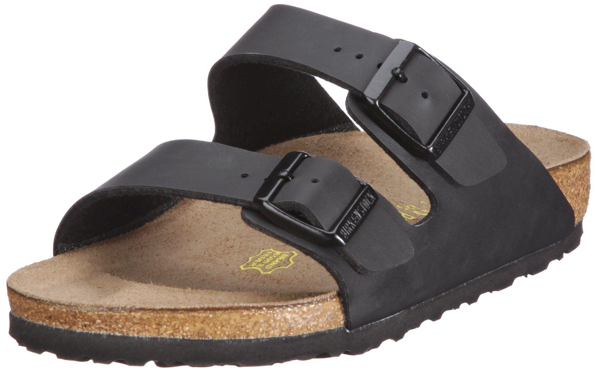 Birkenstock Rio Black Mens Sandals Size 43 EU OI3TS4