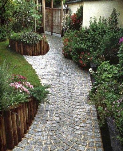 Cercos para el jardín - Cuidados Ideas para, Patios and Gardens - cercas para jardin