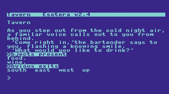 Making a Text Adventure Game with the cmd and textwrap Python