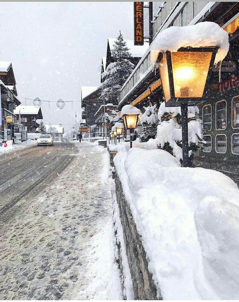 Lauterbrunnen Switzerland | OLD TOWN & CITY 12 | Pinterest ...