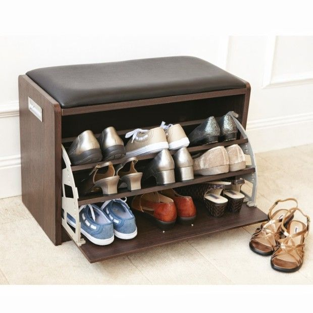DIY Storage Ideas for Shoes - MB Desire Collection (need this for