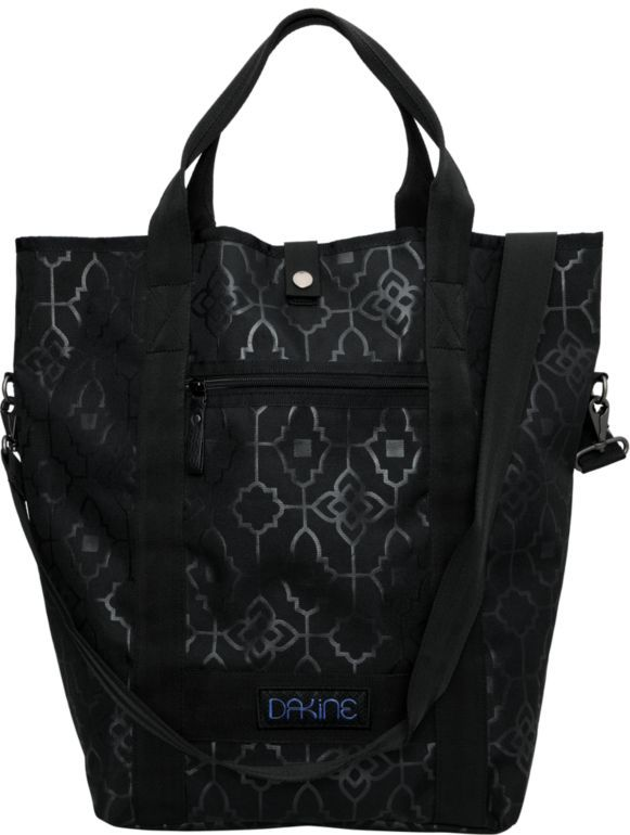 cd663dcdf7e2 Dakine Kelsey Carpri Black Tote Bag | Fashion | Black tote bag, Bags ...