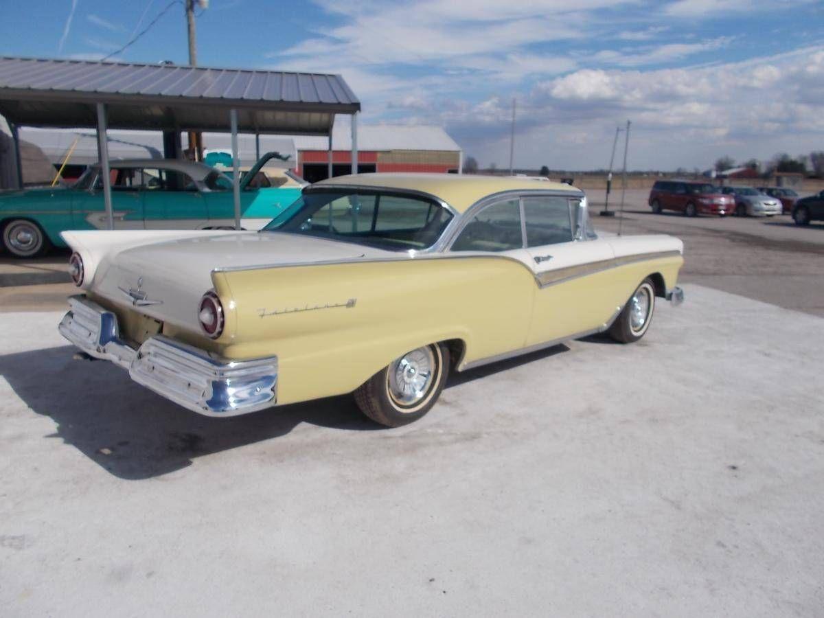 1957 ford fairlane 500 2dr ht for sale 1813285 hemmings motor news