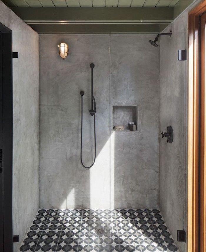 beton cire salle de bain leroy merlin