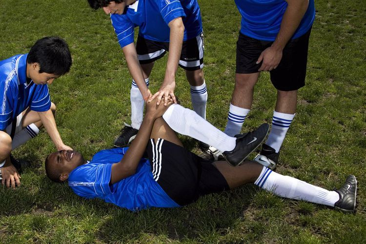 The Most Common Soccer Injuries Common Knee Injuries Soccer Knee Injury