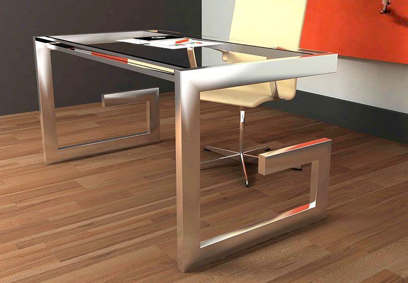 Mesa De Despacho Moderna Sevilla Muebles De Diseño Muebles De