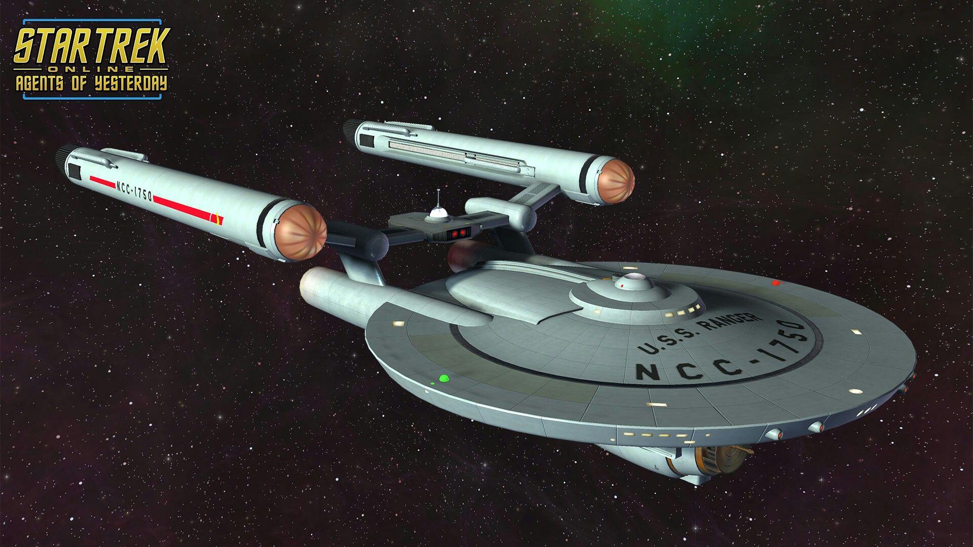 Star Trek (TOS) era: Ranger-class Starship (variant) | Star