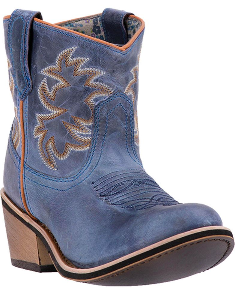 a9c1f525e4d Laredo Women's Sapphyre Leather Western Booties - Round Toe in 2019 ...