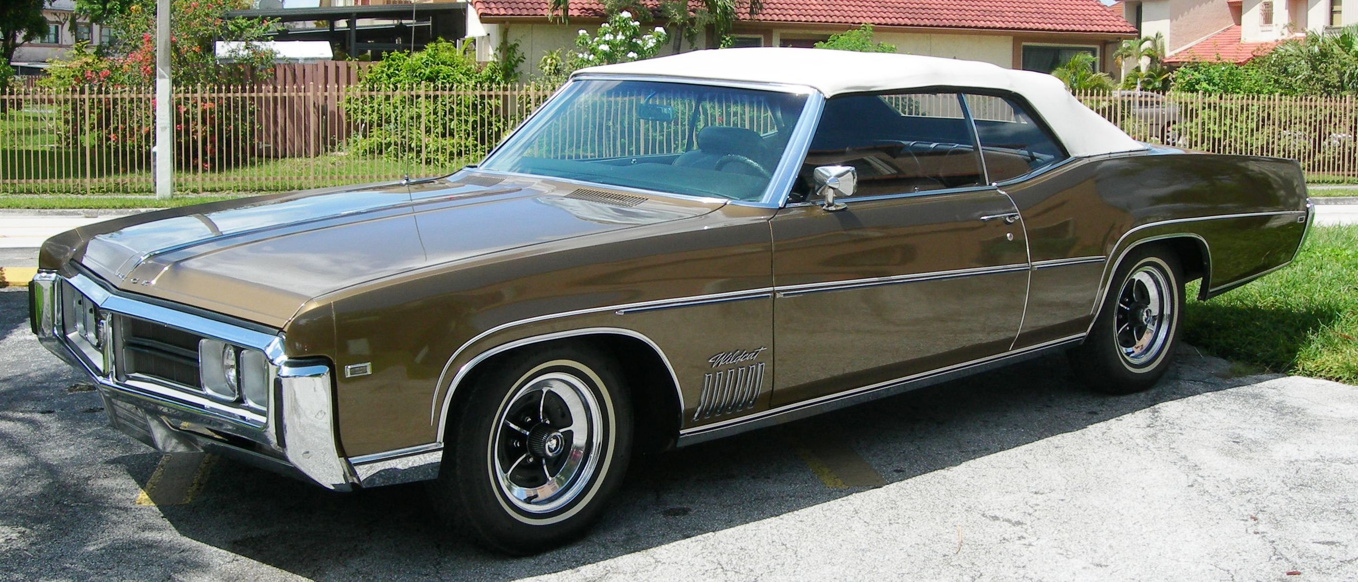 1969 Buick Wildcat | 1969 Buick Wildcat - MIAMI 33184 - 0 | Stuff to ...