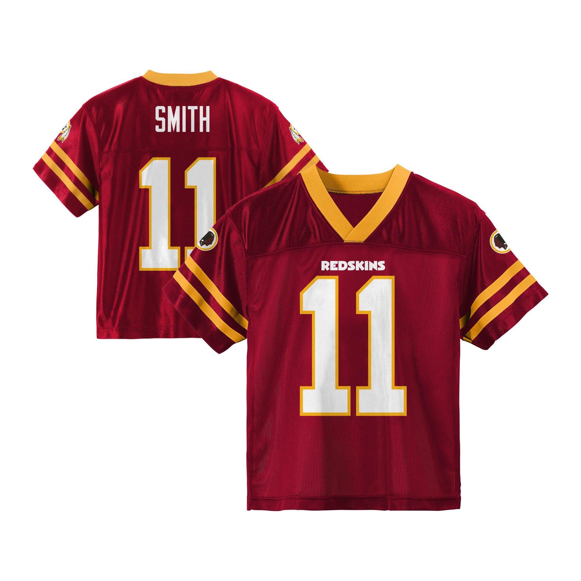 buy popular 907fa 2211f Washington Redskins Toddler Player Jersey 3T, Toddler Boy's ...