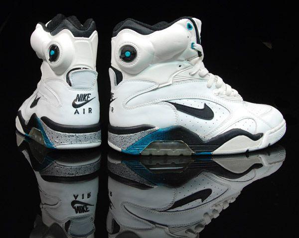 separation shoes 022c7 b4a3b Nike Air Force 5 (AKA David Robinson Air Force 180)