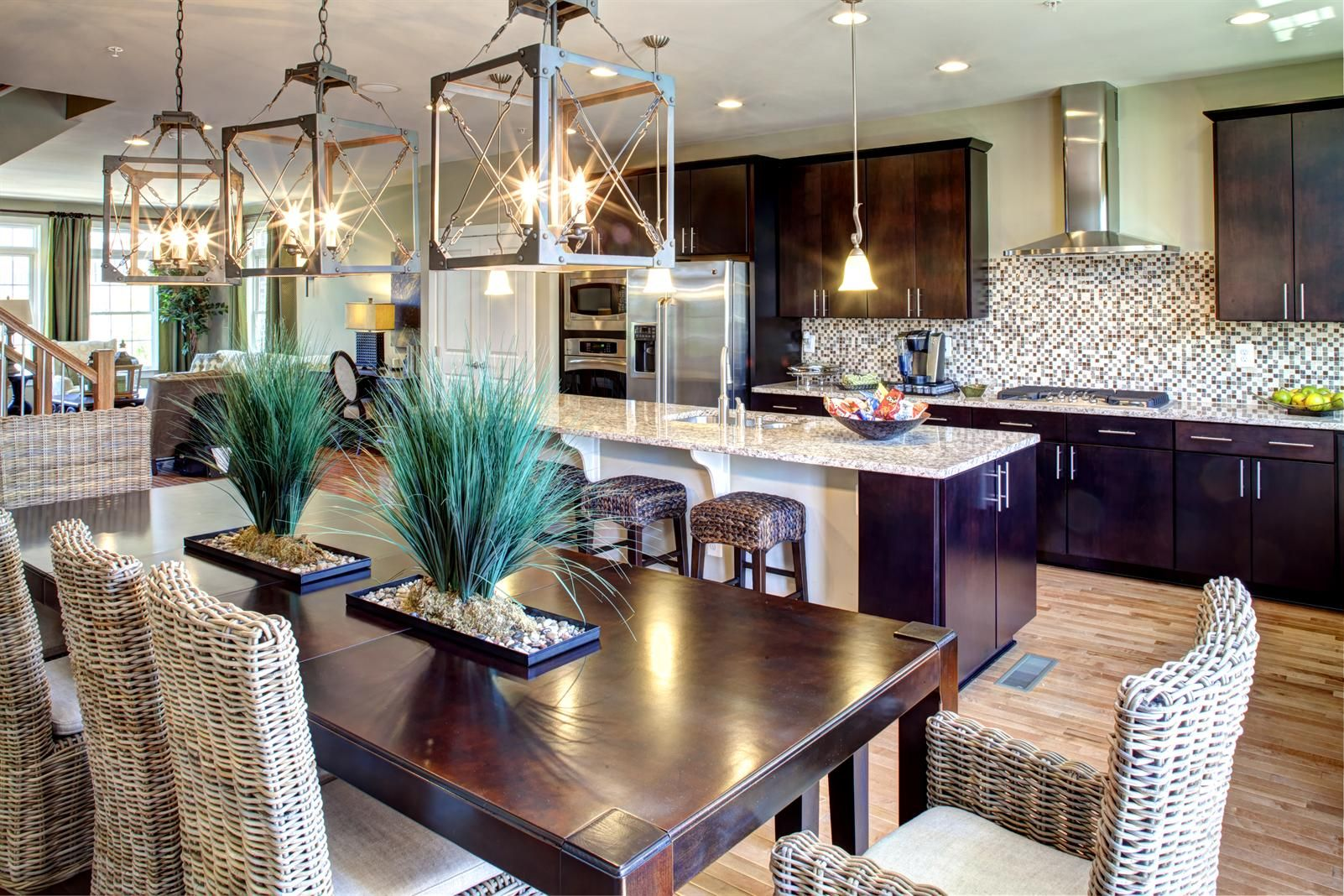 Model home furniture resale maryland. New John Jacob Astor   Level Entry Home Model For Sale   NVHomes