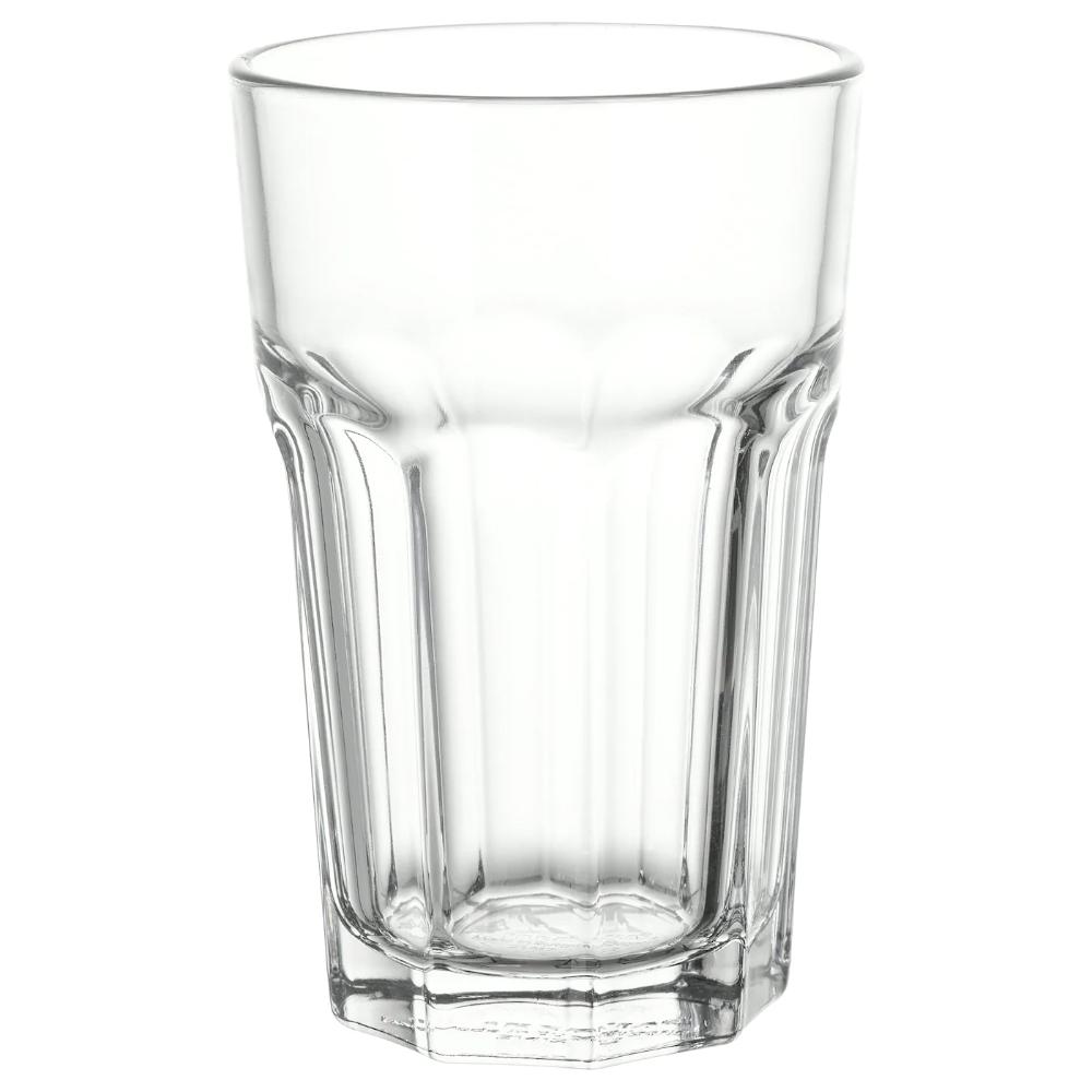 Pokal Glass Clear Glass Height 6 Volume 12 Oz Ikea Ikea Glasses Glass Clear Glass