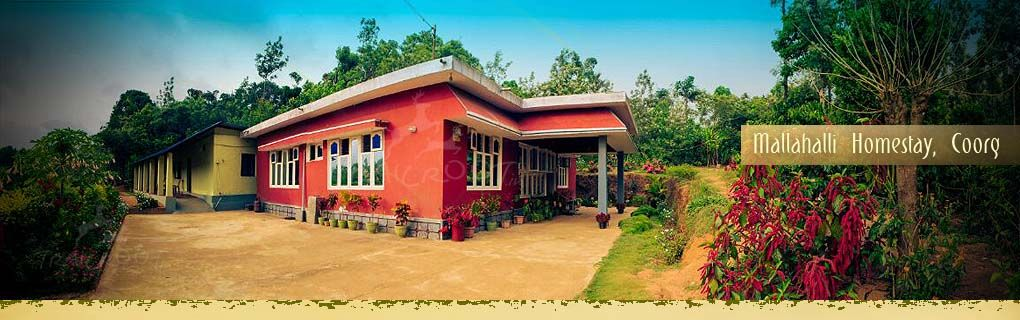 Mallahalli Homestay - Trailroot offers a pleasant view of enchanting greenery and misty hills landscape. This homestay close to picturesque Mallalli waterfalls and get spottily spoiled at it's base.