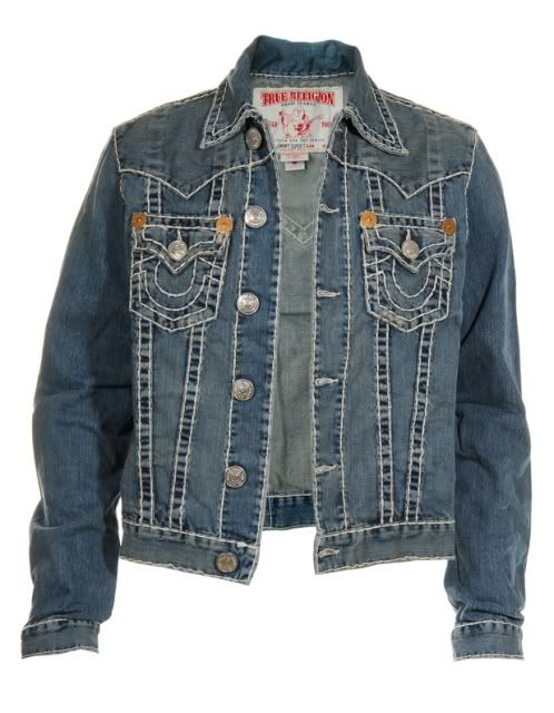 womens true religion jean jacket so cute i want it 268