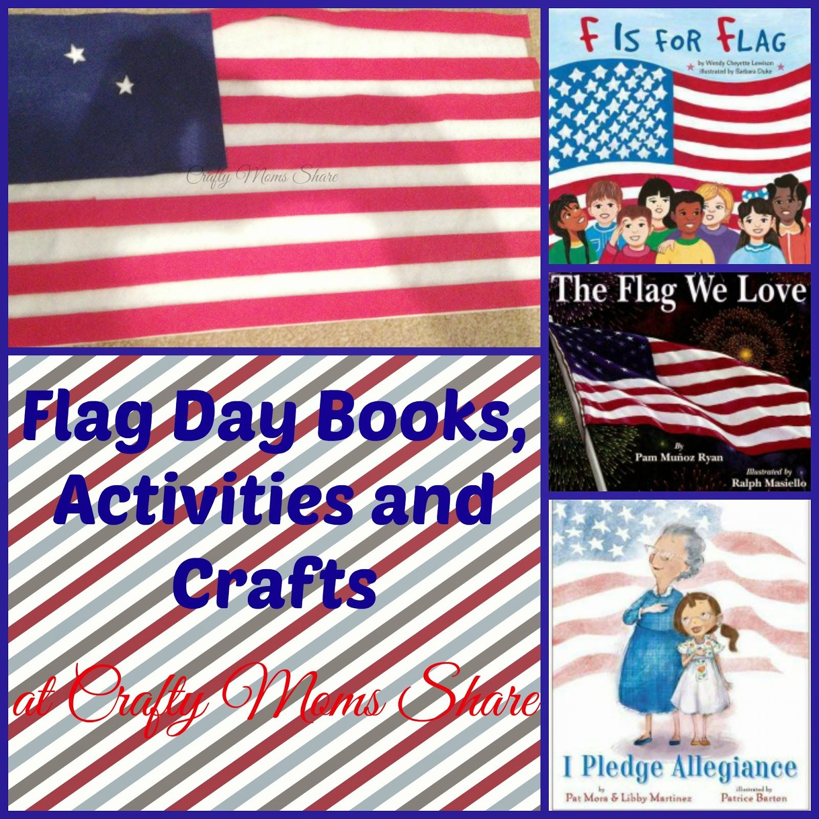 Flag Day Books Activities And Crafts