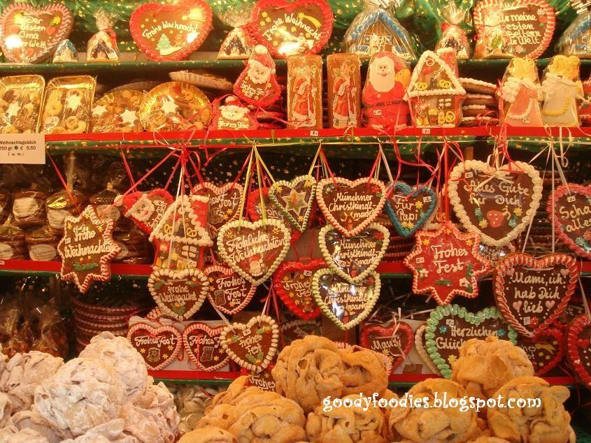 Christmas Market 2011, Munich, Germany German christmas