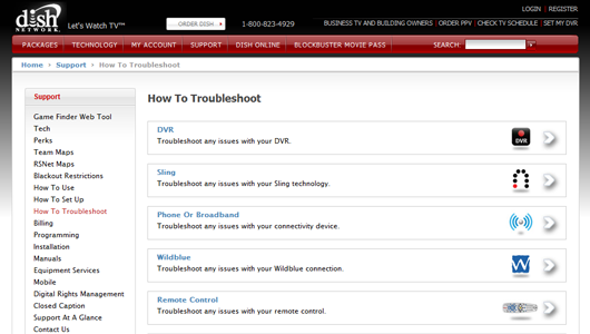How To Troubleshoot DISH Network | Networking, Let it be ...