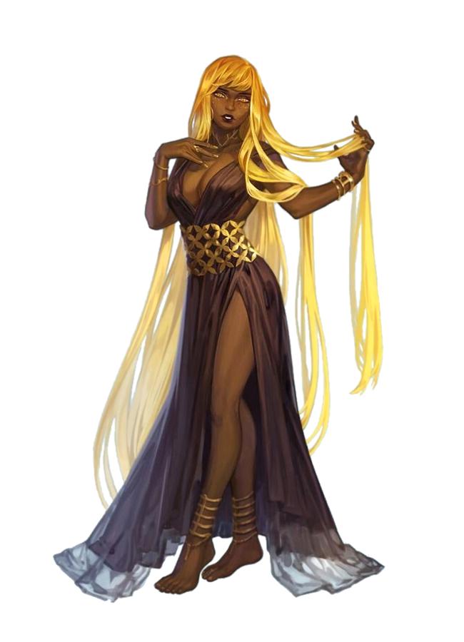 Blonde Character Inspiration: Pathfinder PFRPG DND D&D 3.5