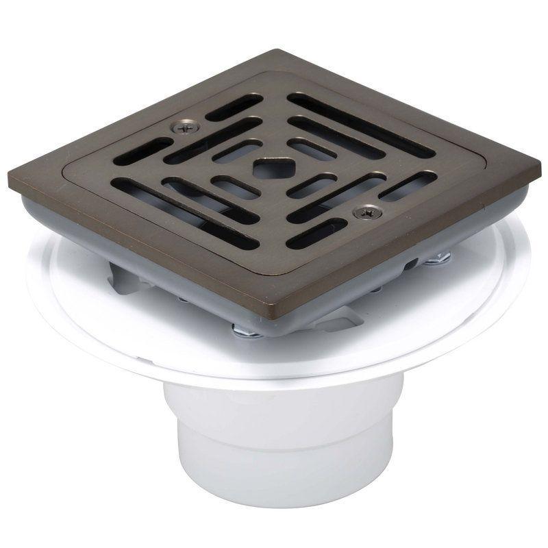 Monogram Brass Mb Sdrn 100 6 1 8 Decorative Square Top Tile In